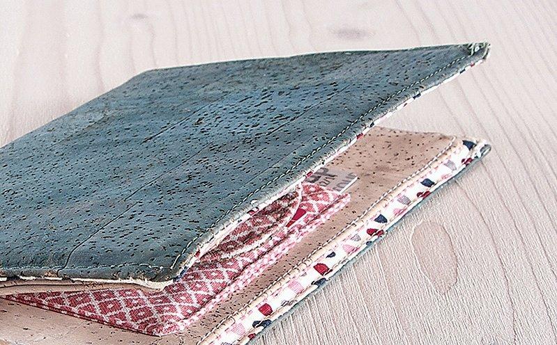 Kork-Brieftasche