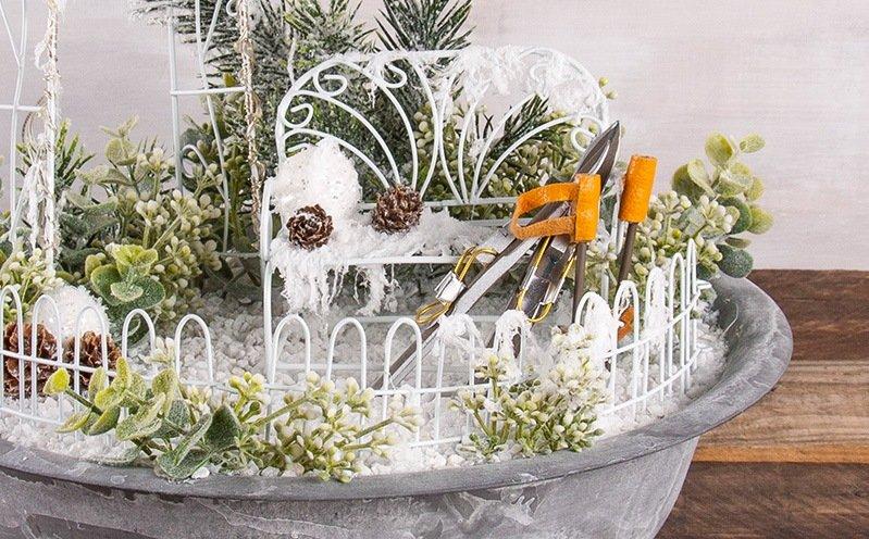 Mini Wintergardening