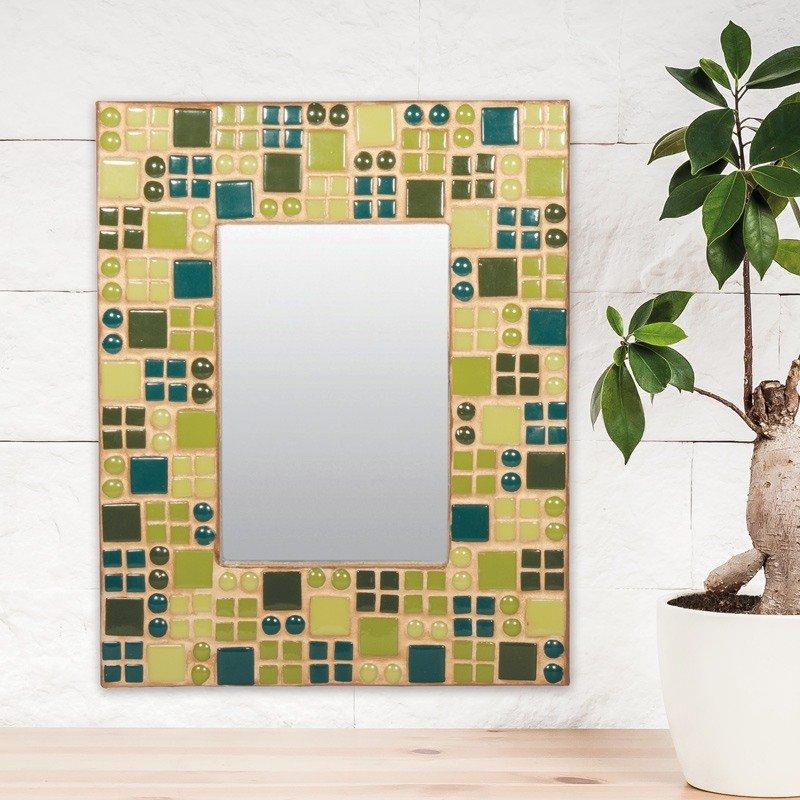 Mosaik Spiegel Idee D Artisanat Rayher