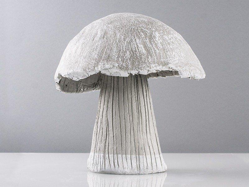 Pilz (30cm) aus Knetbeton