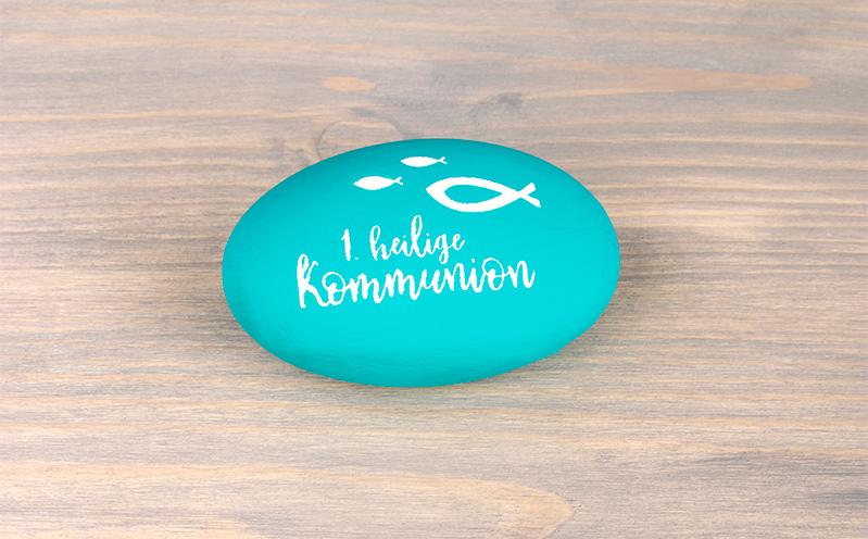 """Stein """"Heilige Kommunion"""""""