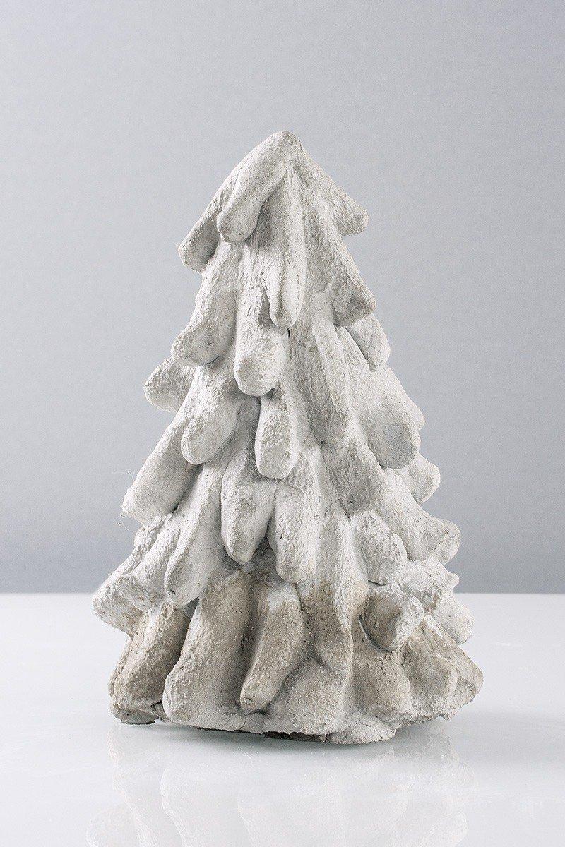Tannenbaum (ca. 22 cm) aus Knetbeton